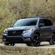 Команда Honda начинает производство нового 2019 Passport
