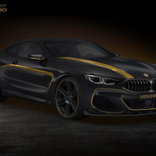 Команда MANHART представляет эксклюзивное обновление для BMW 8 серии