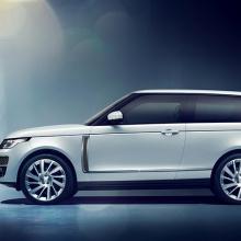 2019 Range Rover SV Coupe - одна из самых привлекательных машин года!