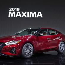 2019 Nissan Maxima - вот что покупатели получают за свои деньги