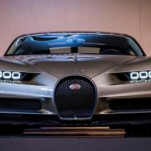 Bugatti тестирует свои титановые суппорты, напечатанные на 3D-принтере