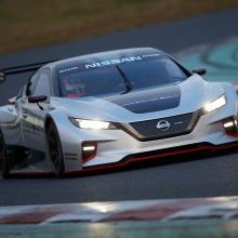 Новые концепции Nissan уже в пути