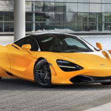 McLaren 720S Spa 68 Edition отдает дань исторической победе