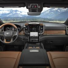 Ram раскрывает детали новых автомобилей Longhorn Edition