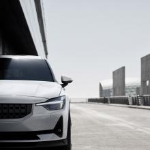 Polestar представит новую модель на Женевском автосалоне 2019