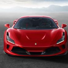 Ferrari раскрывает подробности новой модели F8 Tributo