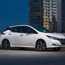 Nissan объявляет подробности и цены на новый 2019 LEAF PLUS