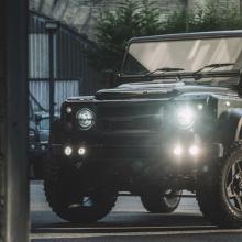 Kahn Design представляет новую машину Vanguard на Женевском шоу!