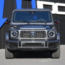 Команда POSAIDON настраивает Mercedes G-Class