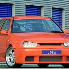 JMS анонсирует новый эксклюзивный обвес для VW Golf 3