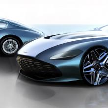 Aston Martin представляет новые изображения DBS GT Zagato