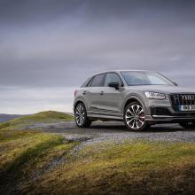 Audi с гордостью демонстрирует новый внедорожник SQ2