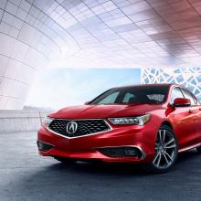 Acura объявляет об особенностях новой модели TLX 2020 года!