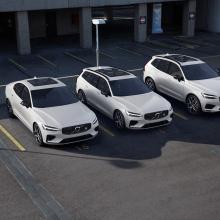Volvo добавит спортивные гибриды в модельный ряд 2020 года