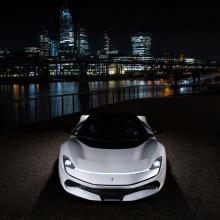 Новый суперкар Battista скоро будет представлен!