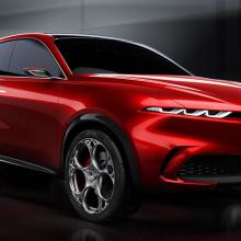 Alfa Romeo Tonale Concept дебютирует на салоне Internazionale del Mobile