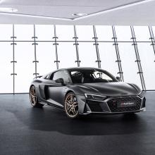2020 Audi R8 Decennium – мировой дебют!