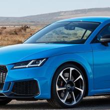 Команда Audi раскрыла подробности о новом 2019 TT RS
