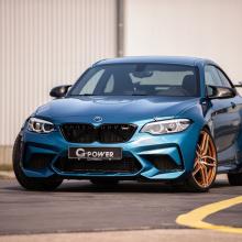 G-POWER выпустил свой тюнинг-пакет для BMW M2