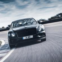 Команда Bentley объявляет технические характеристики предстоящего 2019 Flying Spur