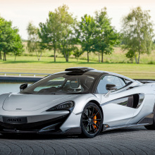 McLaren London продает 1000-ый автомобиль!