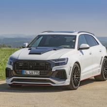 LUMMA Design обновляет Audi Q8!