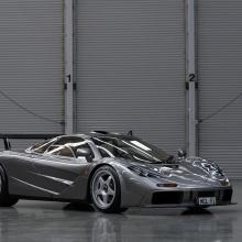 McLaren F1 'LM-Specification' выставлен на продажу
