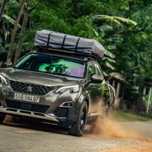 Peugeot раскрывает детали нового концепт-кара 3008 SUV