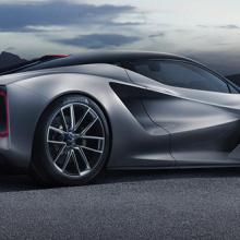 Lotus Evija дебютирует с запуском 130 автомобилей