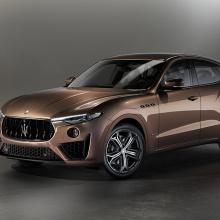 Maserati объявляет о сотрудничестве с Zegna и демонстрирует новые модели