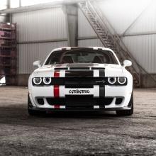 Команда Geigercars.de показала свое видение Dodge Hellcat!