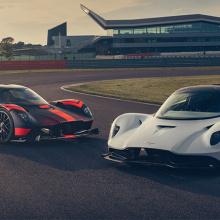 Aston Martin представит Valkyrie и Valhalla