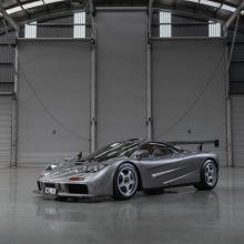 McLaren F1 LM продается за $19,805,000