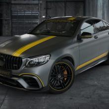 Manhart представляет 700-сильный Mercedes-AMG GLC 63 S Coupe