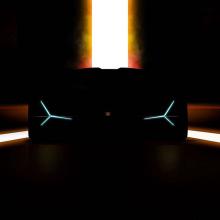 Lamborghini выпускает загадочный тизер перед автосалоном во Франкфурте