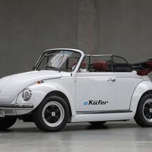 Volkswagen Group разрабатывает электропривод для классических машин Beetle!