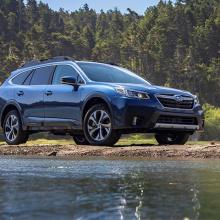 2020 Subaru Outback получил престижные награды