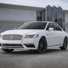 Lincoln Continental и Nautilus получают престижные награды