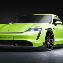 Porsche Taycan EV от тюнинг-ателье Hennessey