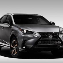 Lexus представляет новую версию NX Black Line Edition с множеством новых функций!