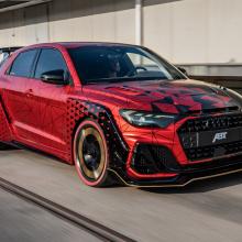 ABT создает уникальную 400-сильную карманную ракету Audi A1