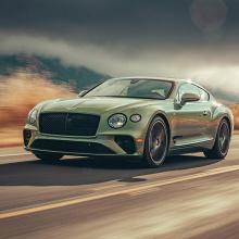 Bentley GT Continental получает еще одну престижную награду!