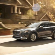 Две модели Mazda получают премию TOP SAFETY PICK PLUS от IIHS