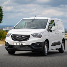 Фургон Opel/Vauxhall Combo Cargo получает еще одну престижную награду!