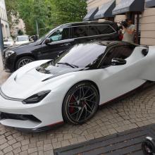 Новое потрясающее творение Pininfarina появится в следующем году