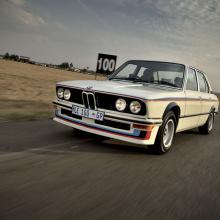 BMW 530 MLE полностью восстановлен - первая неофициальная модель M