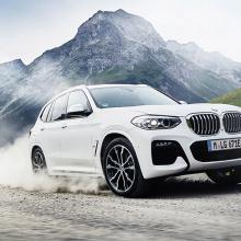 BMW X3 xDrive - что нам ожидать?