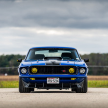 Ringbrothers гордо представляет 1969 Mustang UNKL