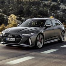 Команда Audi анонсировала подробности о предстоящем RS 6 Avant!