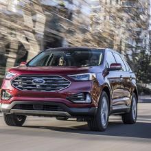 Ford Rogue Titanium награжден специальным призом от IIHS!